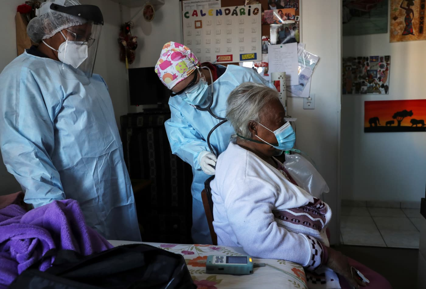 Latin America will see 'record-breaking contraction' as the coronavirus shatters their economies, Goldman says