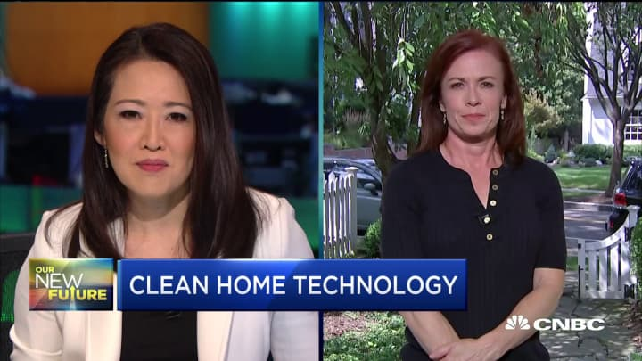 Demand Skyrockets for Clean Home technology