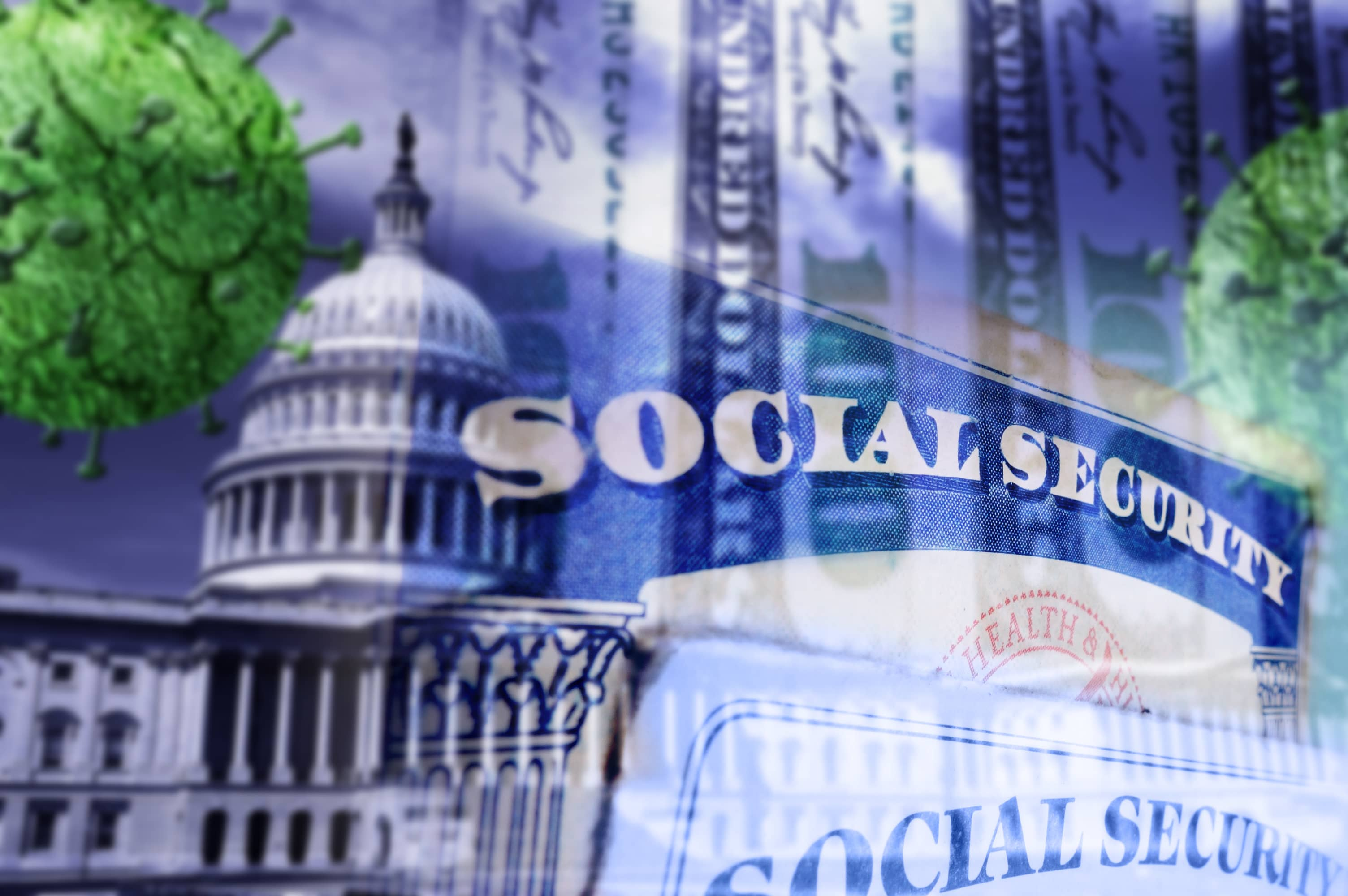 Congressional lawmakers worry Trump's payroll tax deferral will hurt Social Security