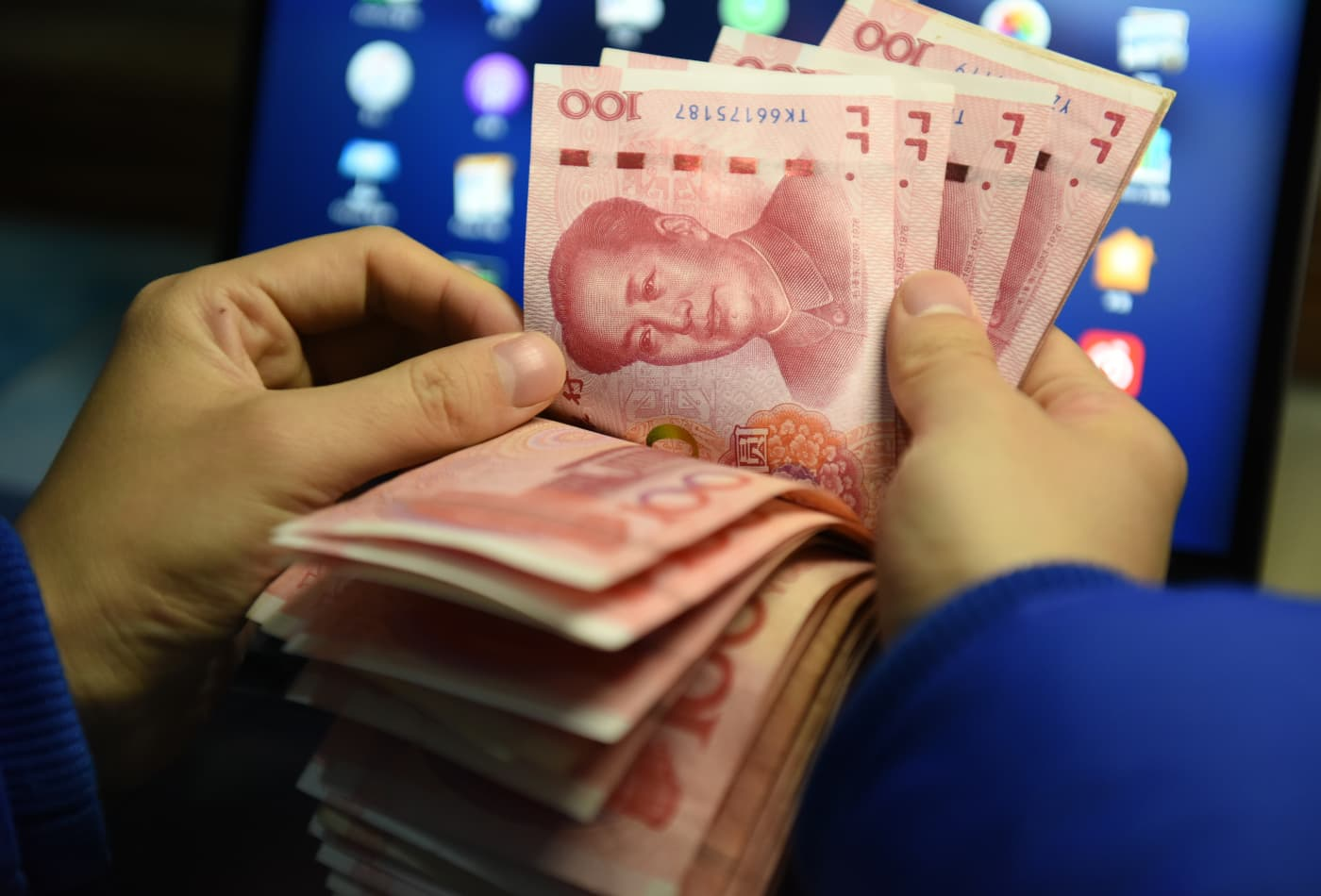 BNP Paribas says 2 things must happen for the yuan to go global