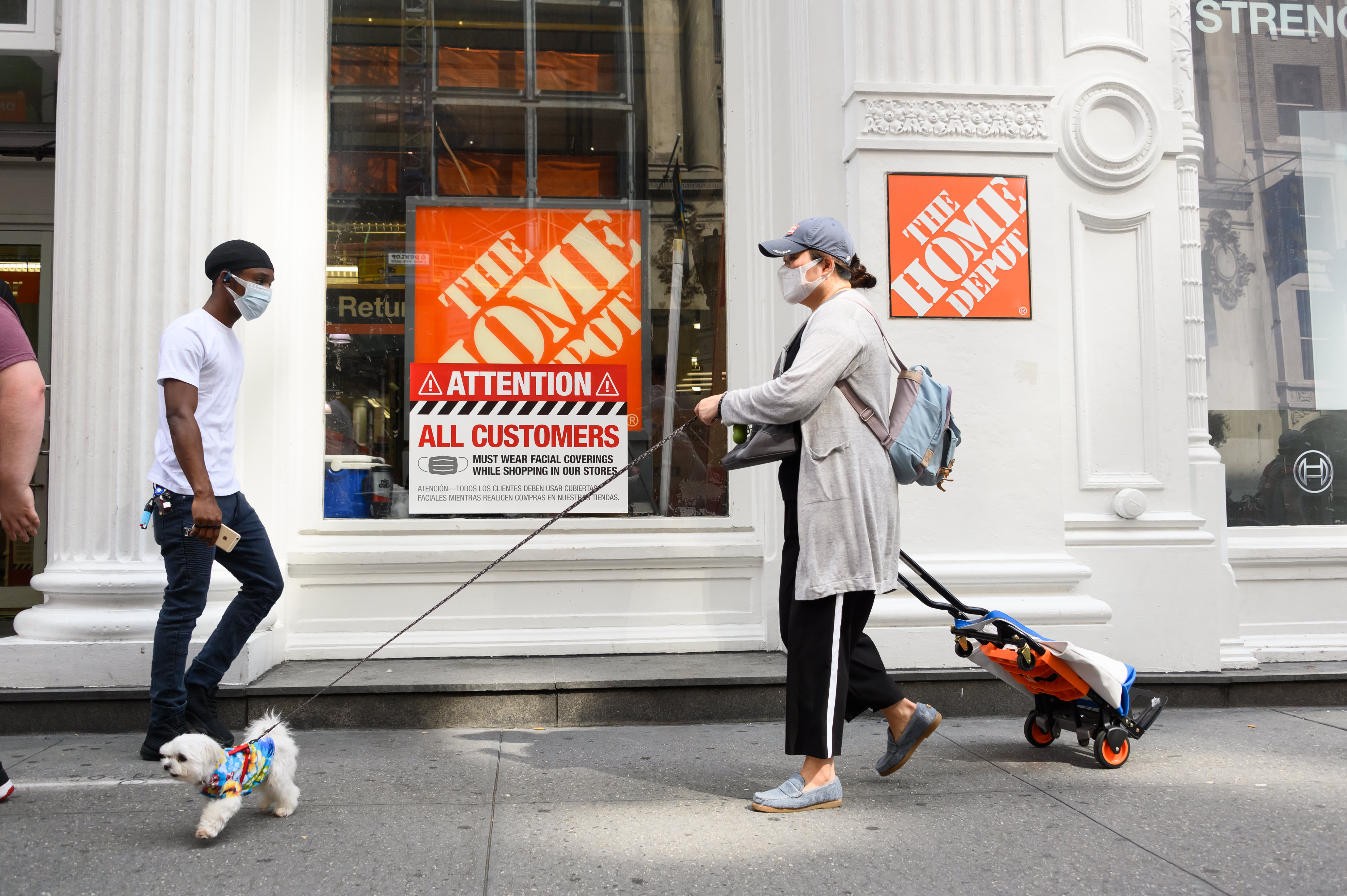 Home Depot Signs Lease To Take Over New York Bed Bath Beyond Space