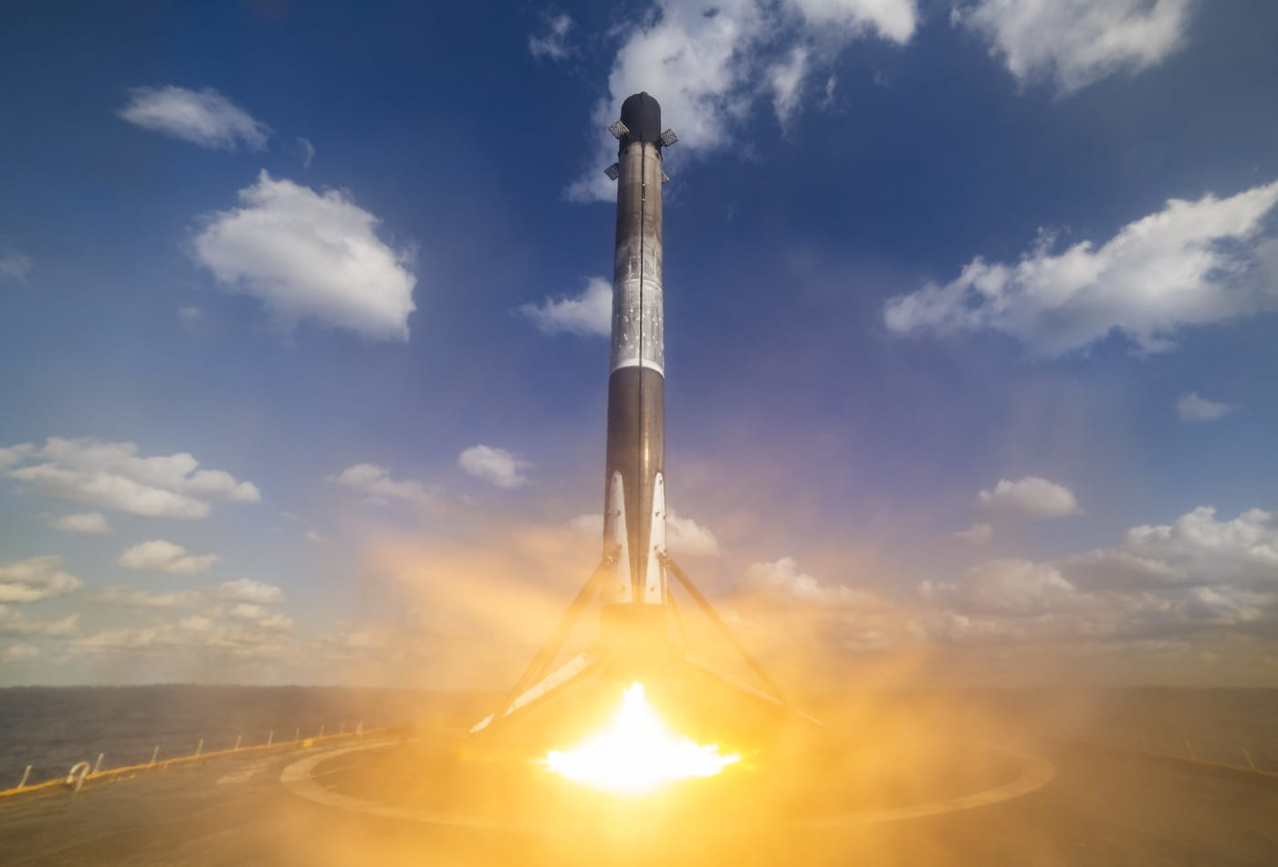 Private companies such as SpaceX are driving costs down for everyone in the space race, says man behind UFO ETF