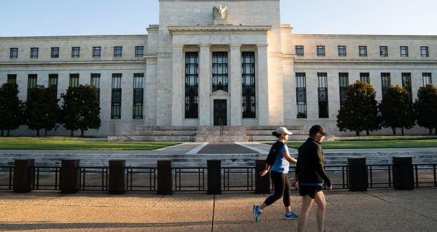 Fed policy changes could be coming in response to bond market turmoil, economists say
