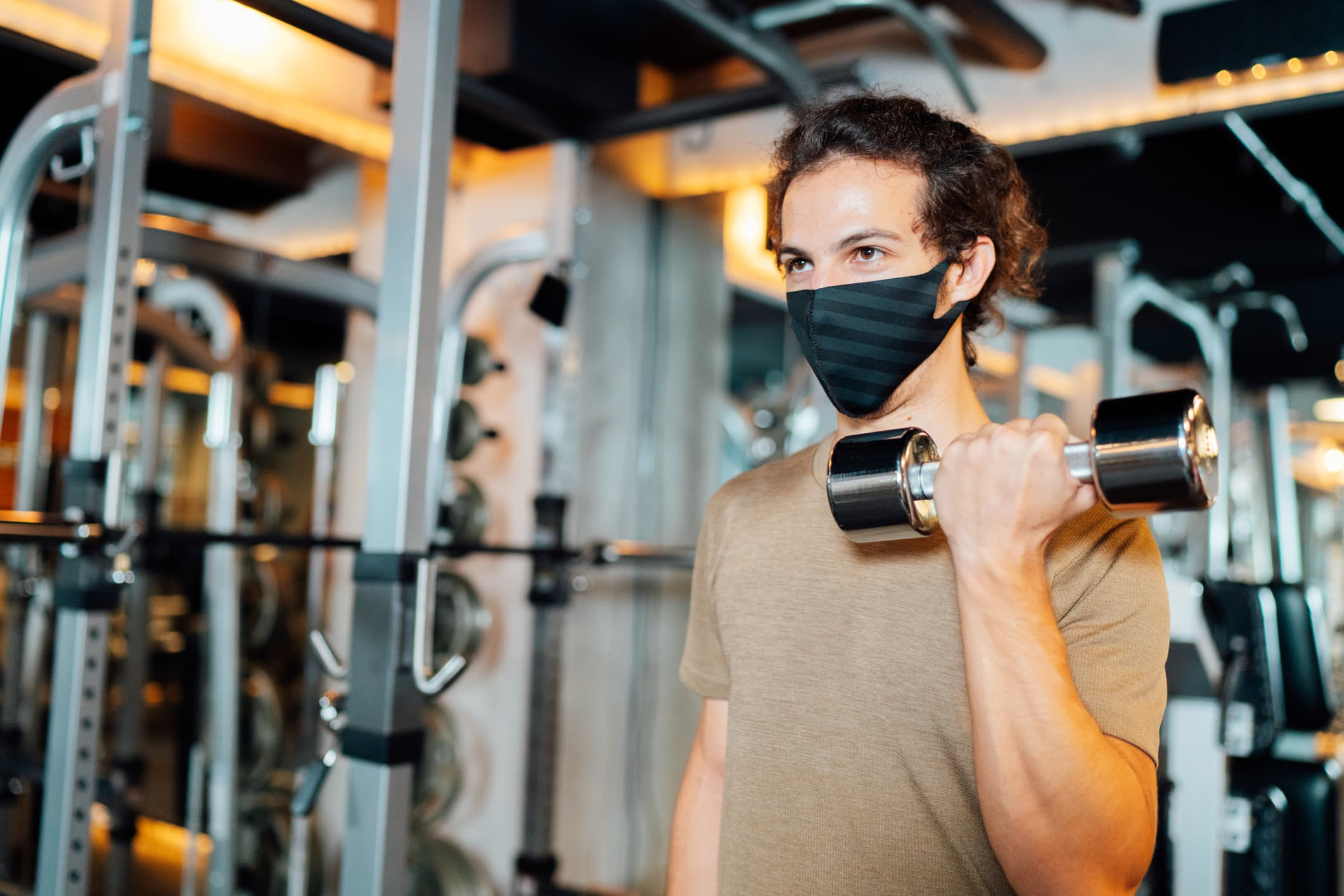 How to stay safe at the gym during coronavirus
