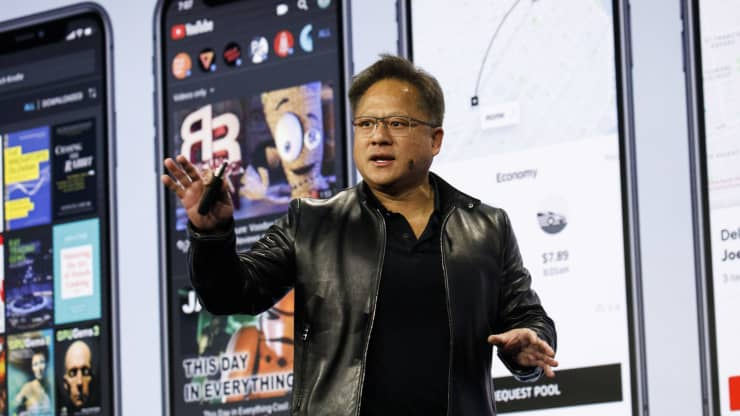 Why Nvidia is spending $40 billion on Arm