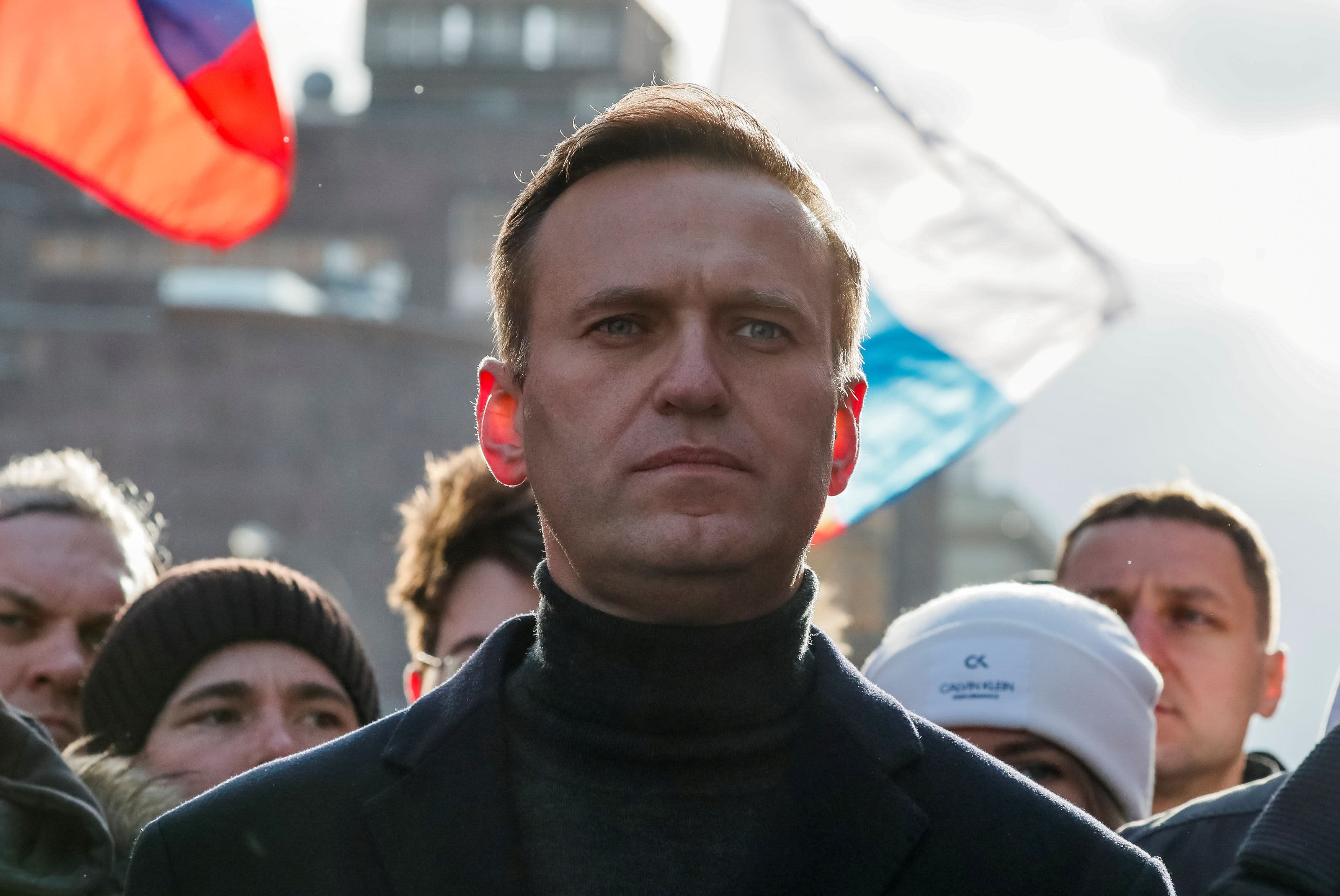 Russian Opposition Politician Navalny Poisoned Hospitalized