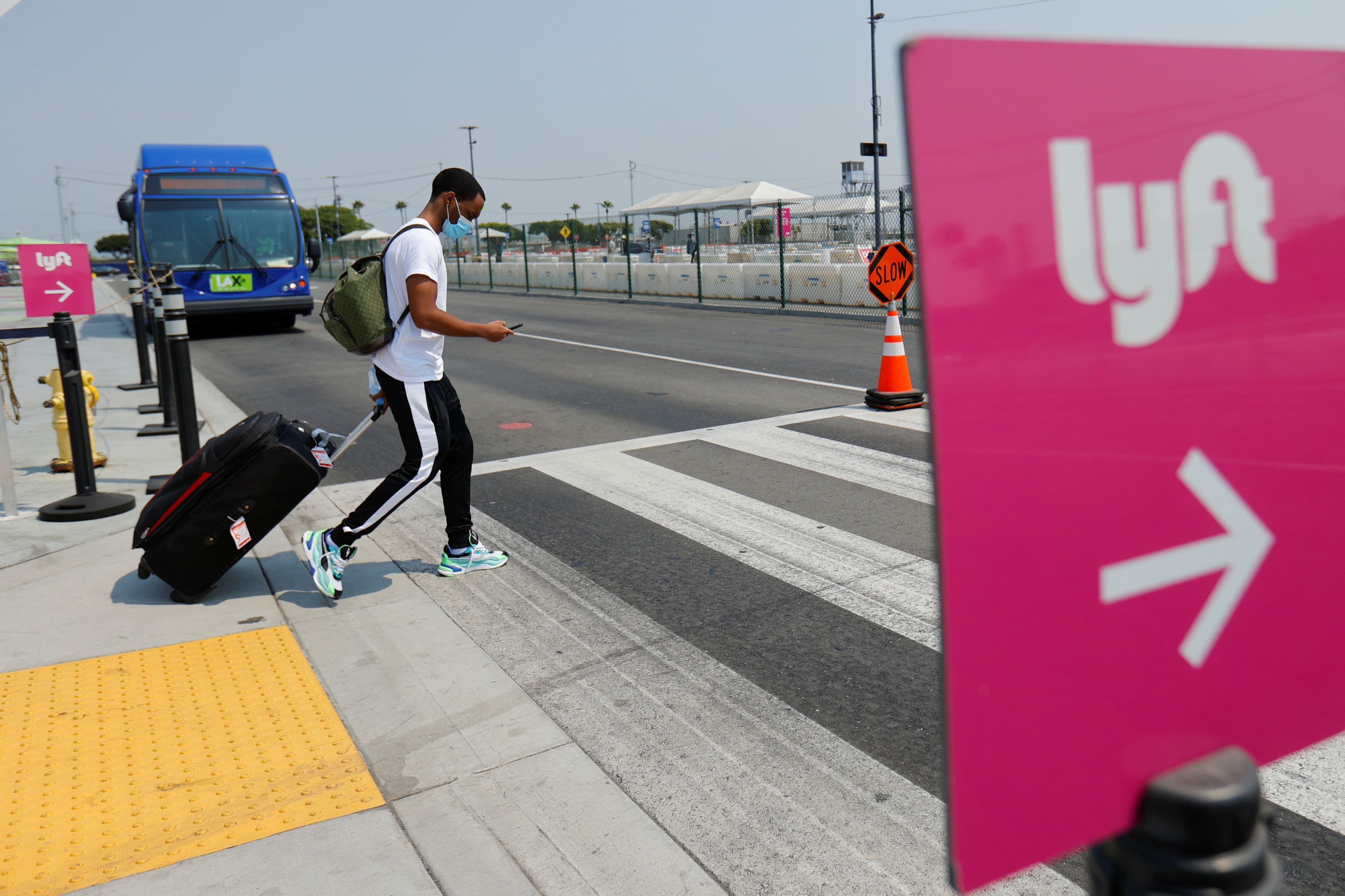 Stocks making the biggest moves in the premarket: Lyft, Las Vegas Sands, Wendy's & more