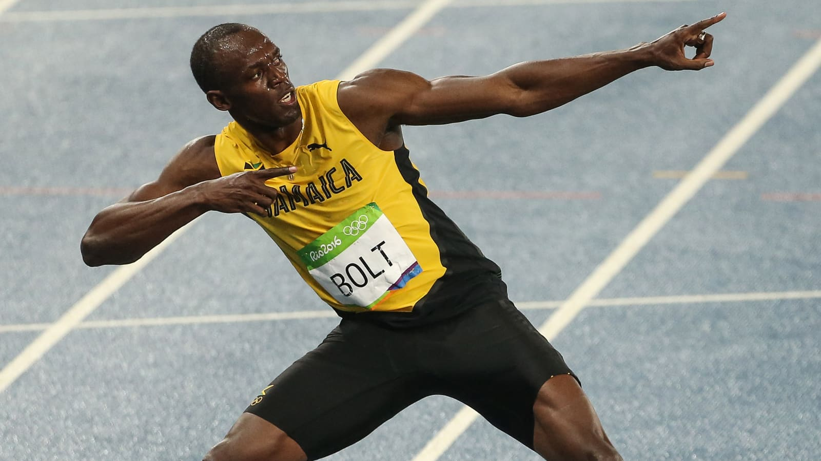 Fastest Man Alive Usain Bolt Tests Positive For Coronavirus