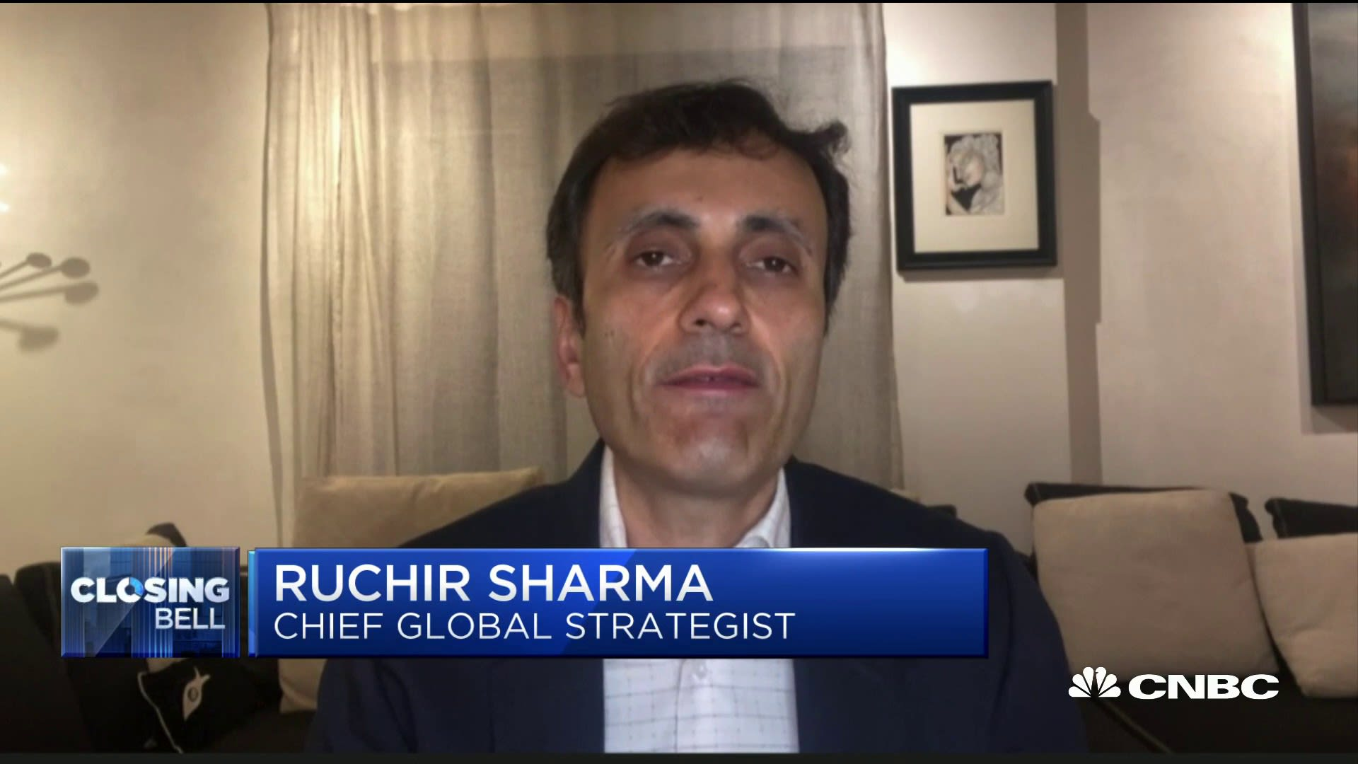 Ruchir Sharma: Stock market almost always wins when opinions diverge with  economists