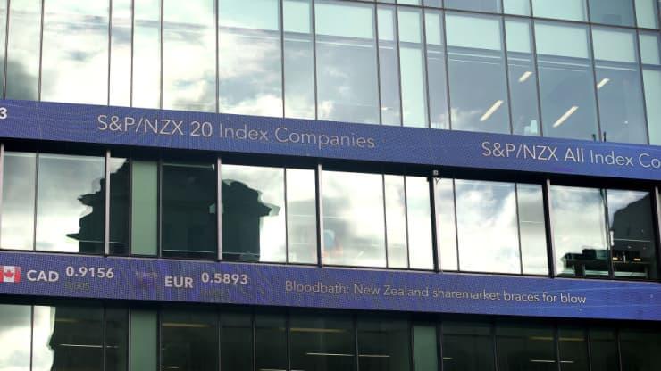 Sàn chứng khoán New Zealand tạm dừng giao dịch trong ngày thứ ba liên tiếp - ảnh 1