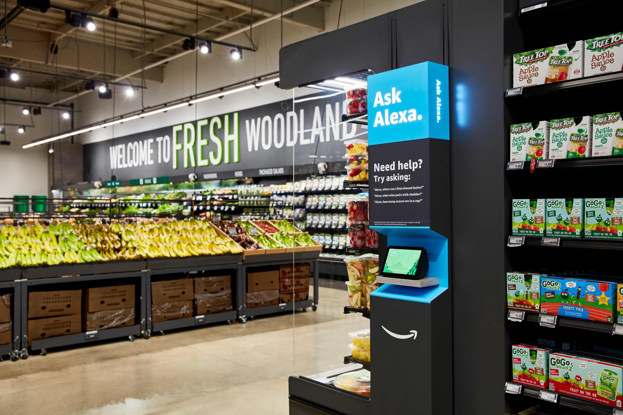 Amazon to start its first grocery shops on the East Coast thumbnail
