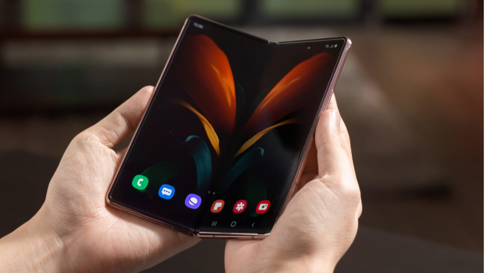 Samsung Galaxy Z Fold 2 Launches Sept 18 For 1 999