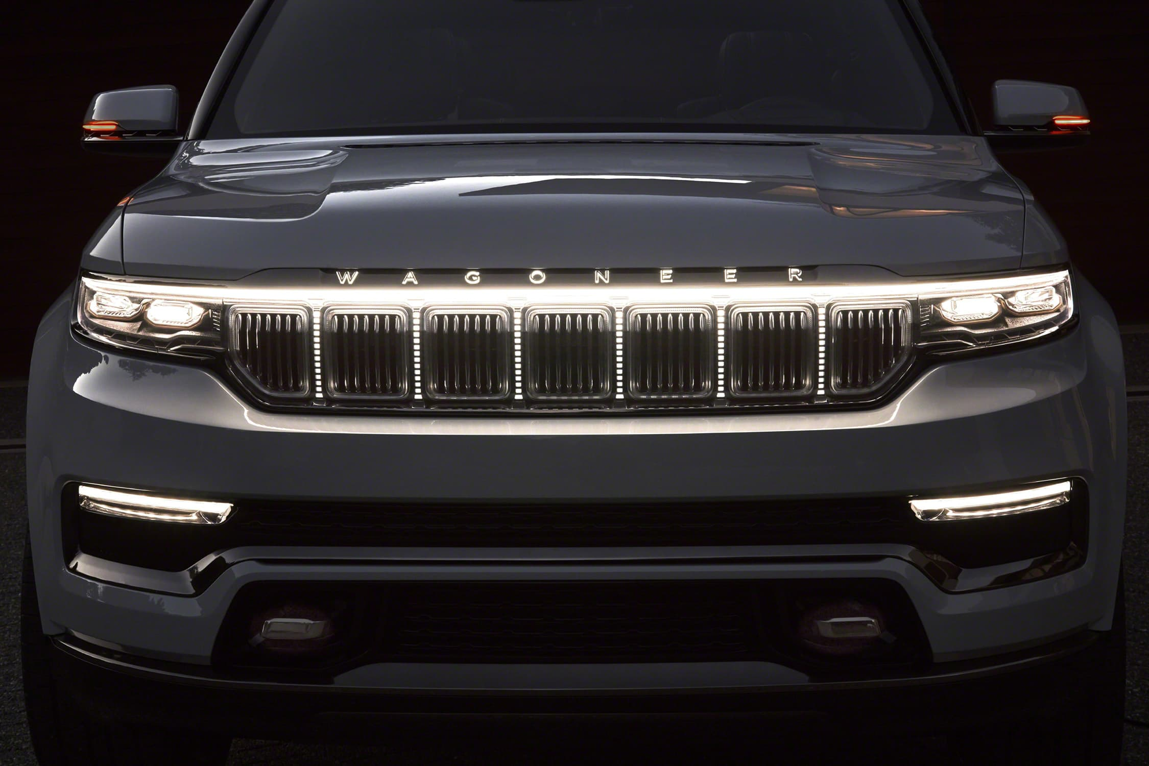 Jeep Punches Above Its Weight With 100 000 Grand Wagoneer Suv