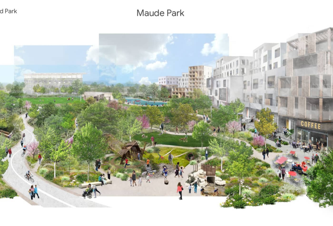Google proposes new town-like tech hub in Mountain View