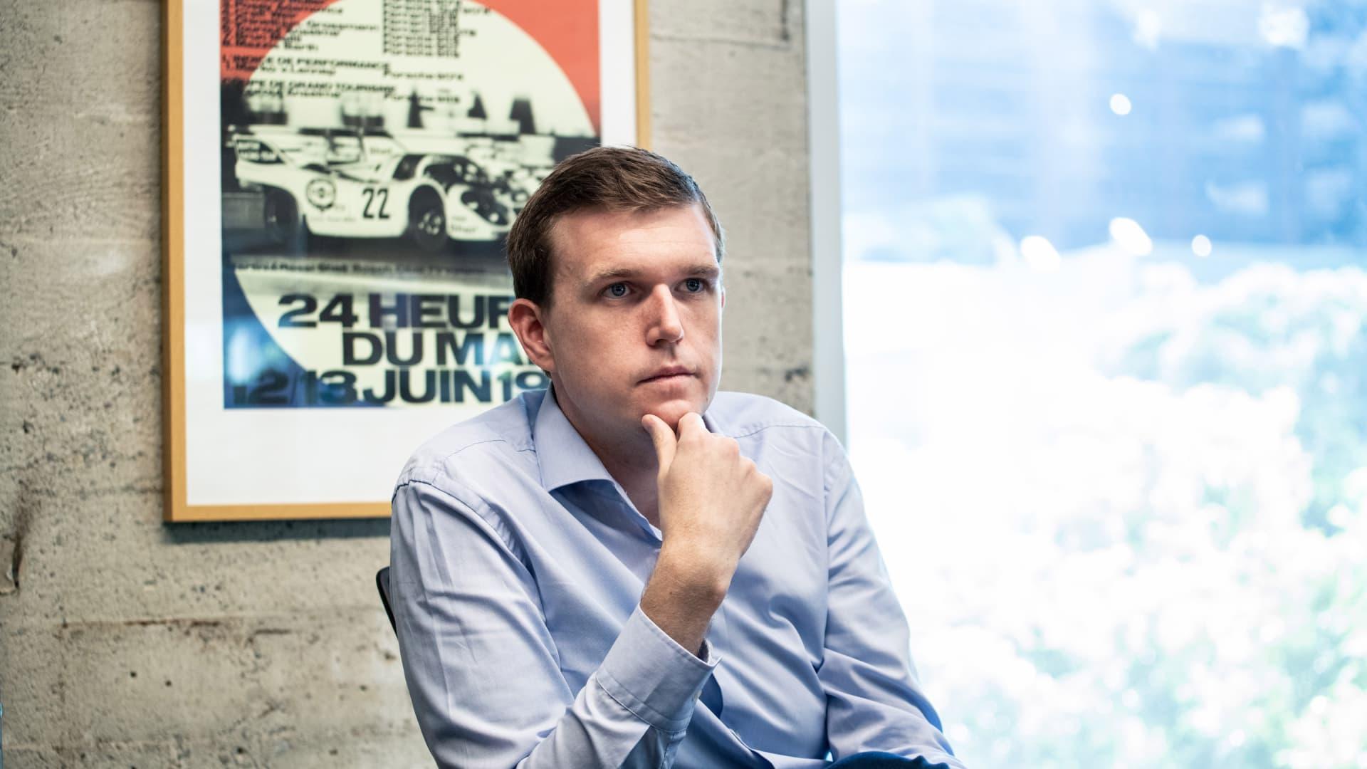 Metromile CEO Dan Preston