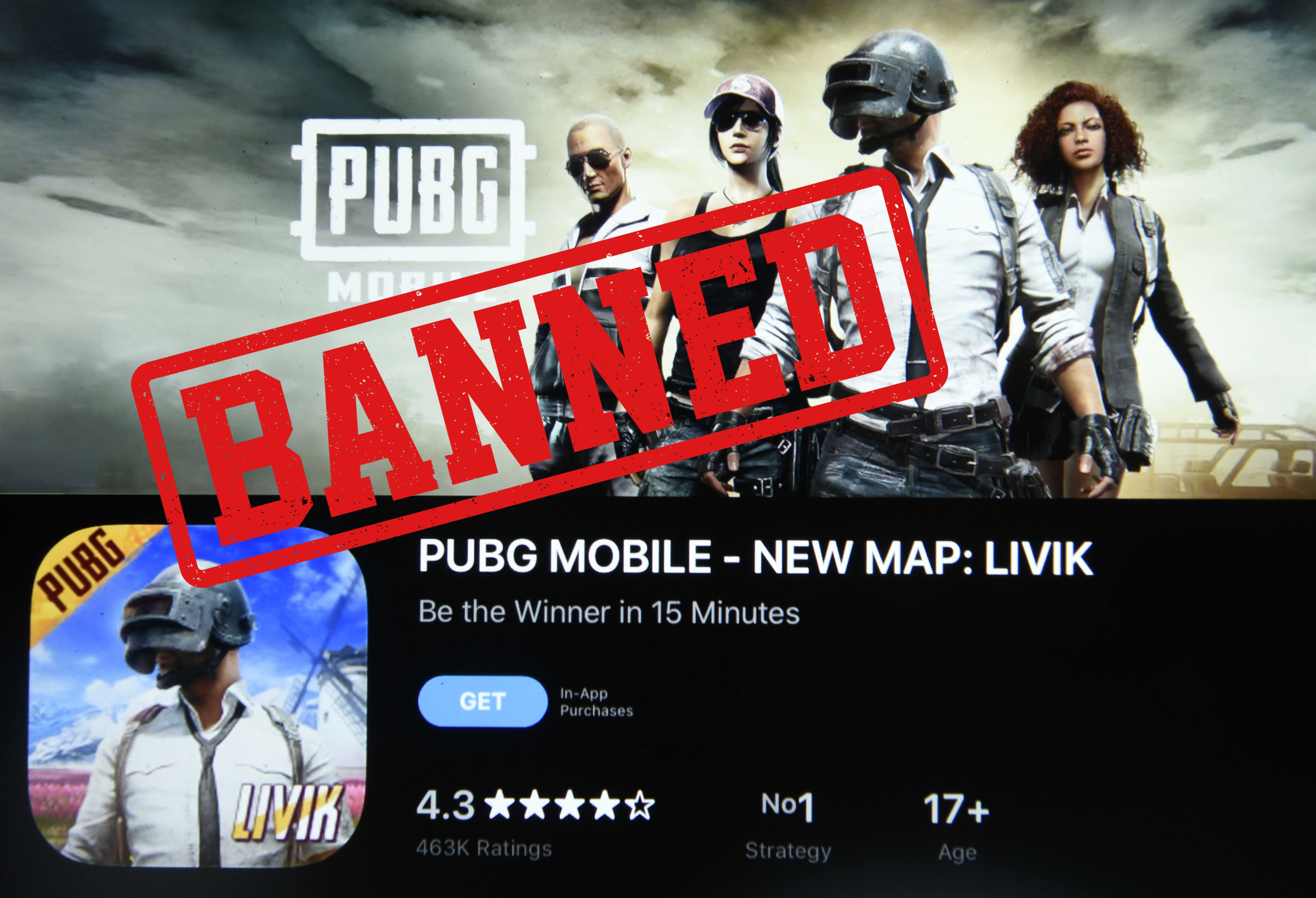 PUBG game owner distances itself from Tencent in bid to overturn India app ban – CNBC