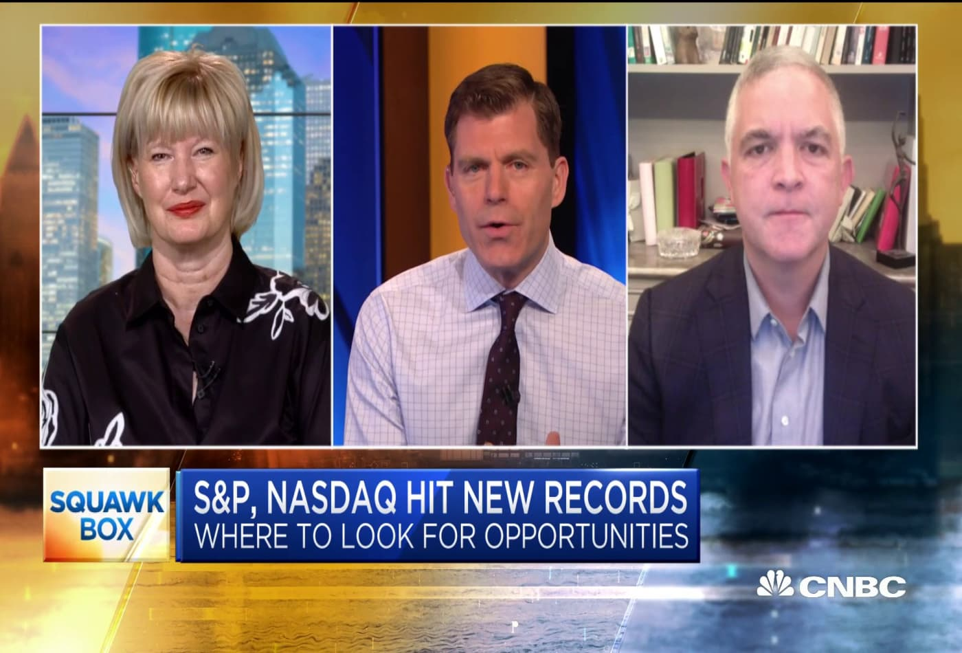 Two pros on investment opportunities as the S&P 500, Nasdaq hit new records