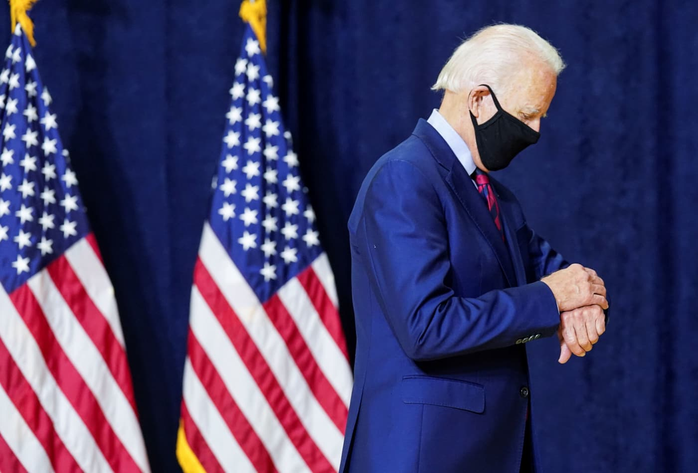 Biden Covid advisor says U.S. lockdown of 4 to 6 weeks could control pandemic and revive economy