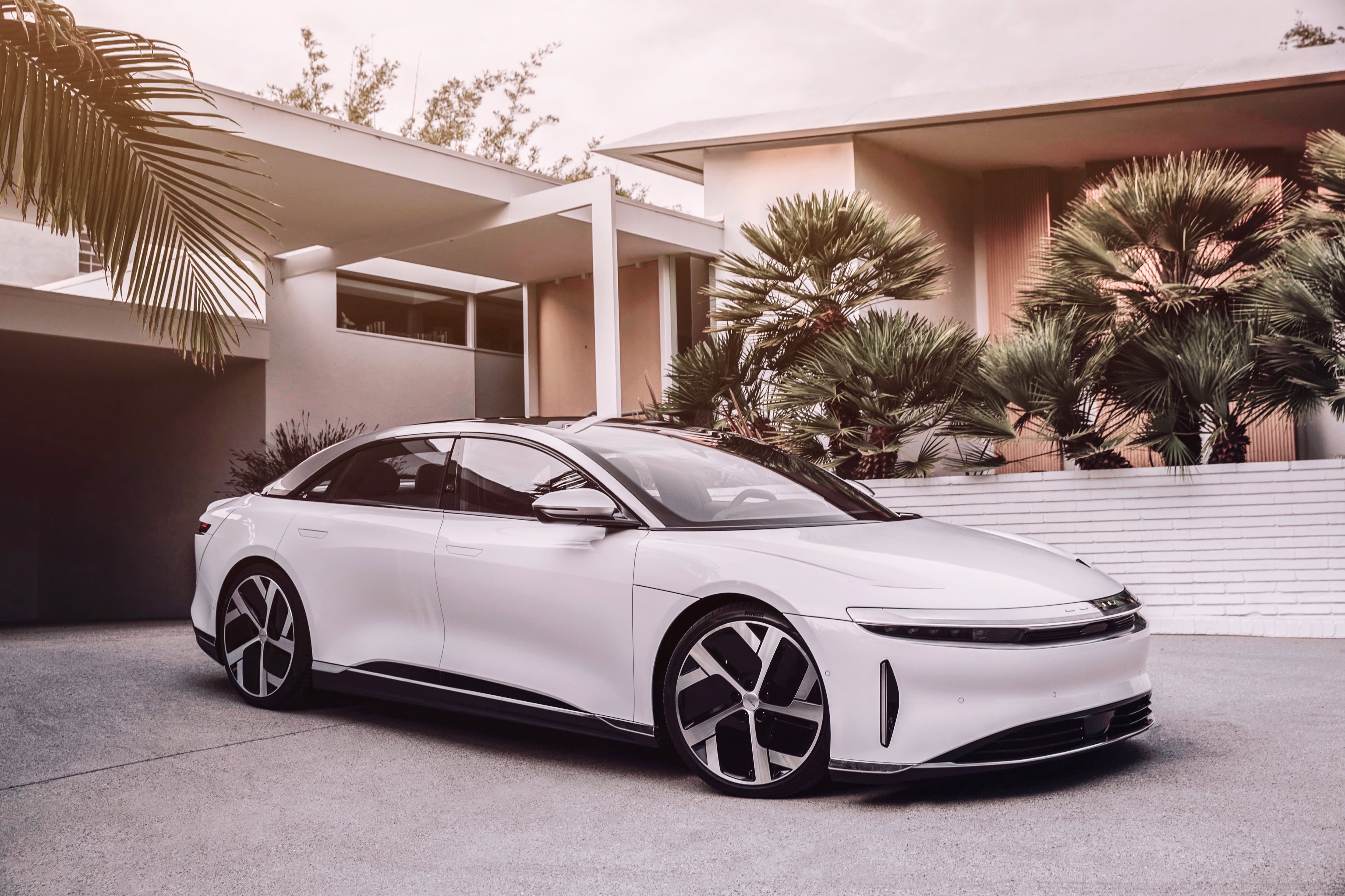 Electric vehicle firm Lucid Motors to go public in $11.8 billion blank-check merger