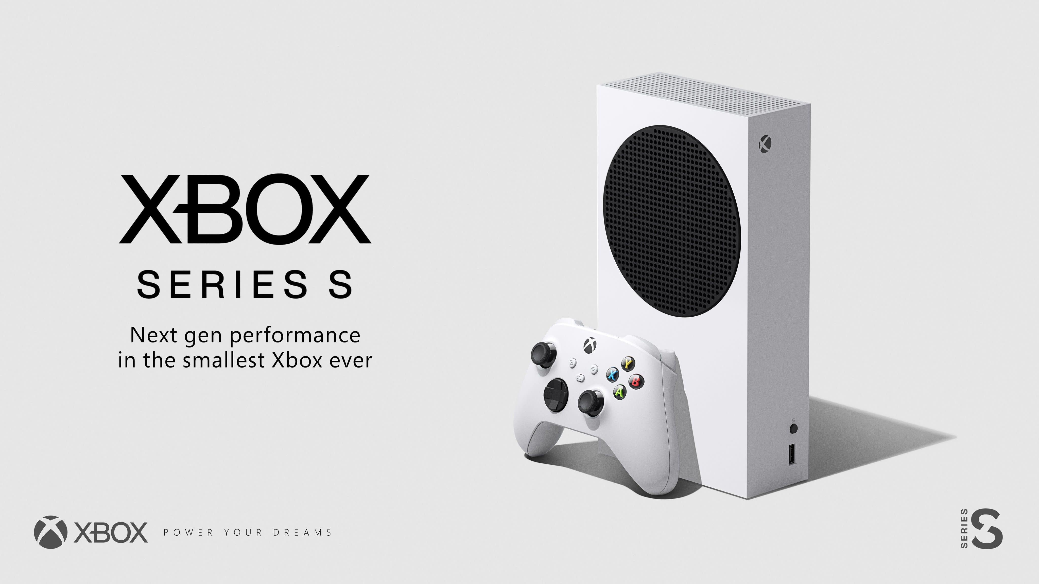 Microsoft Series S Smaller Version Of Next Gen Console Will Cost 299