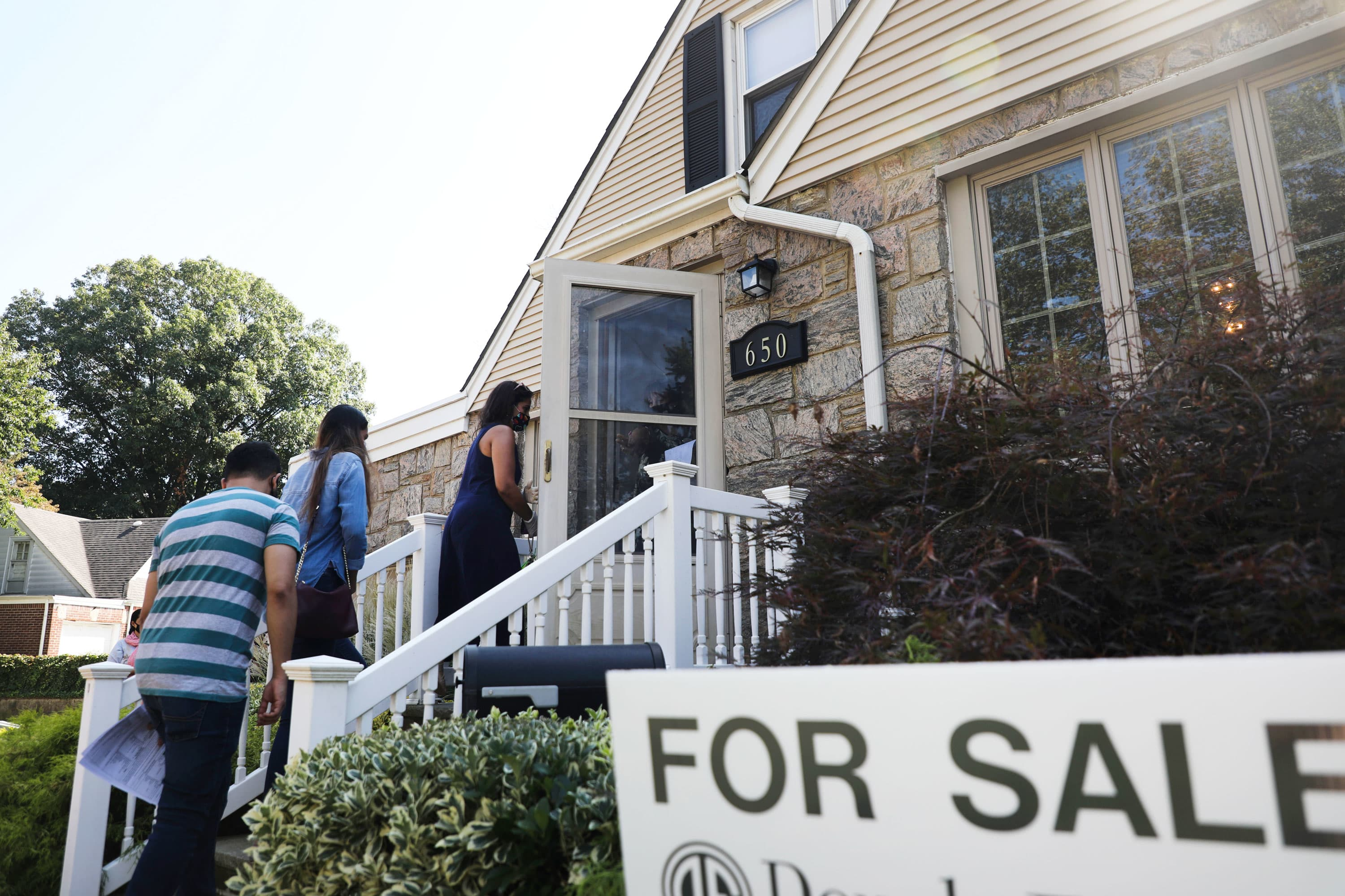 Home prices see biggest spike in 6 years in September, according to S&P Case Shiller