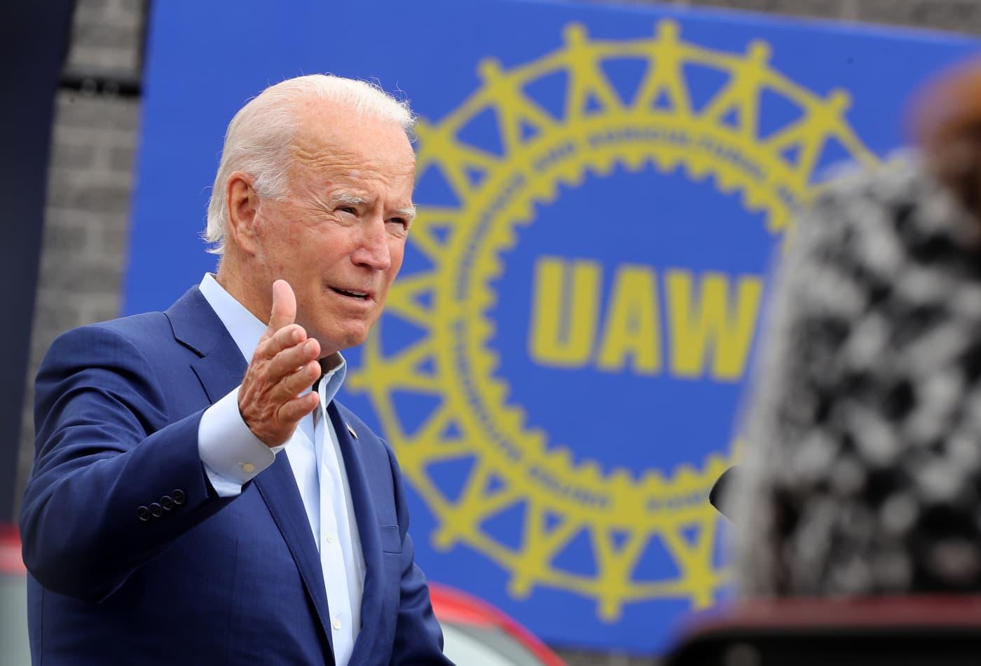Wall Street Democrat: Biden's capital gains tax hike wouldn't deter long-term investors
