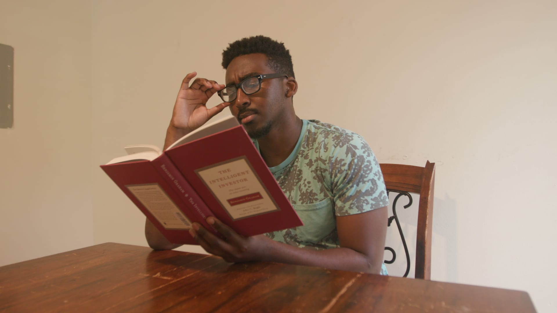 Jerone Gillespie's biggest splurge is on books since he spends as much time as he can reading. His favorite topics include science, business, self-development, money and investing.