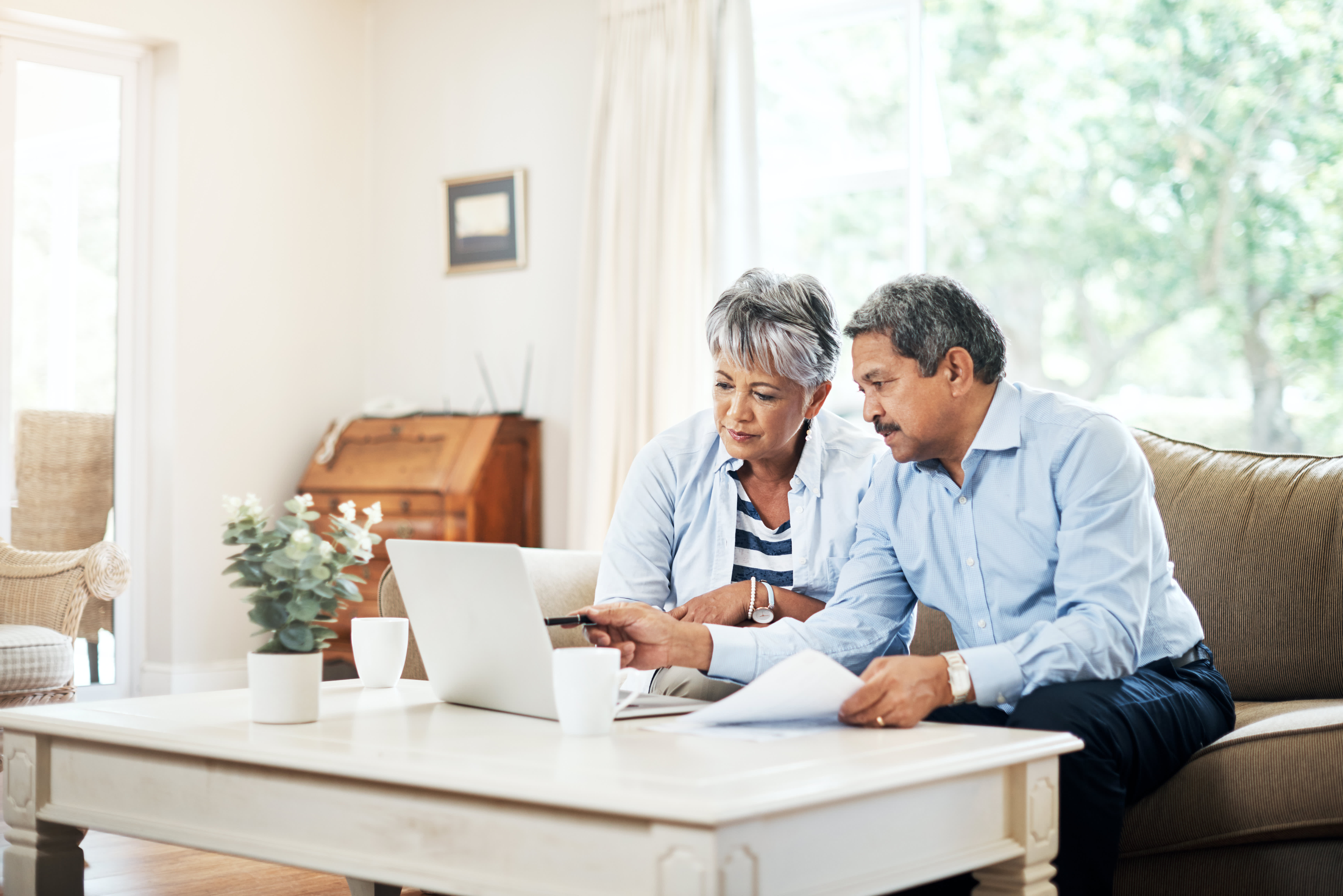 How to navigate volatile markets during retirement