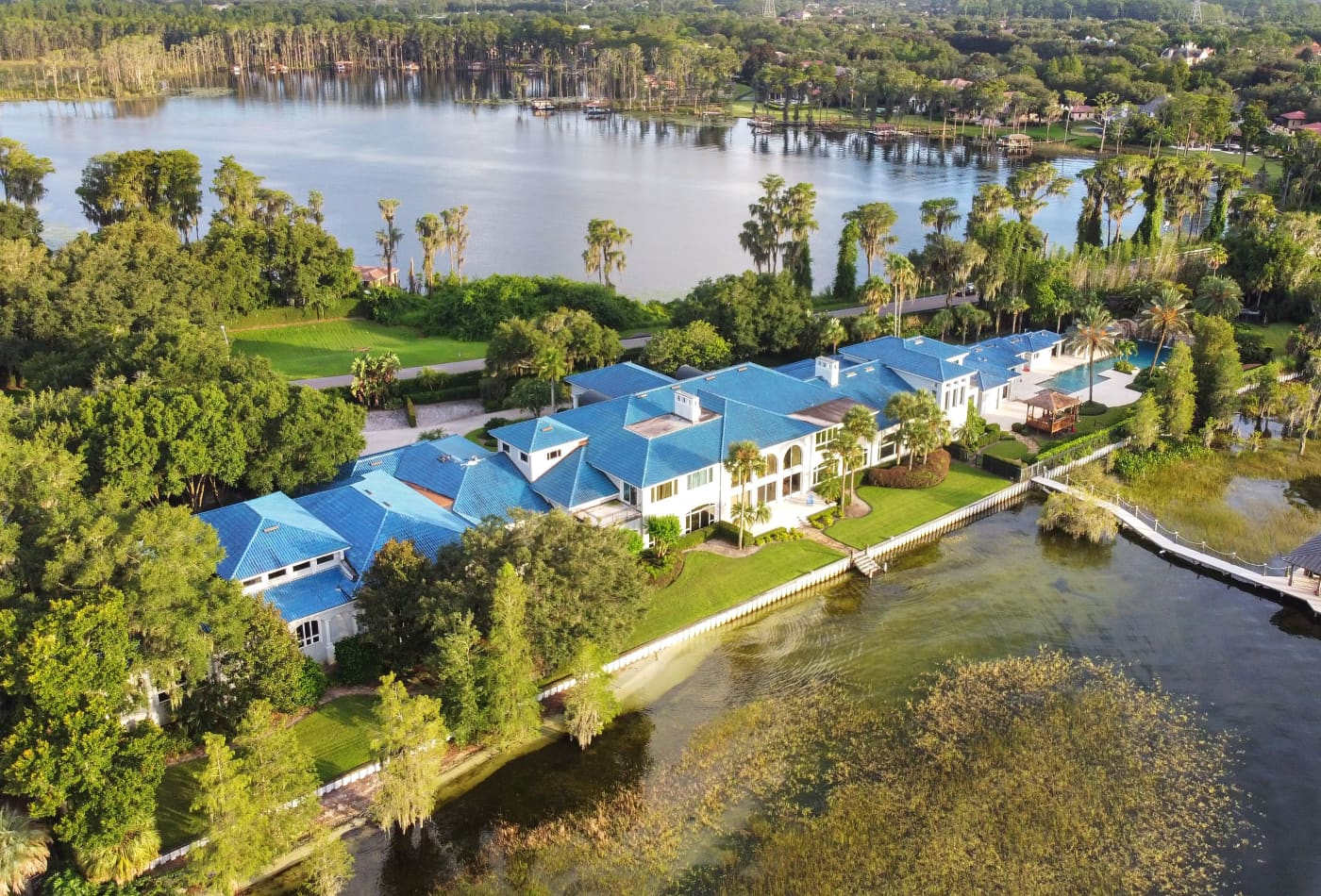 Shaq's South Florida megamansion has been discounted to $19.5 million — take a look inside