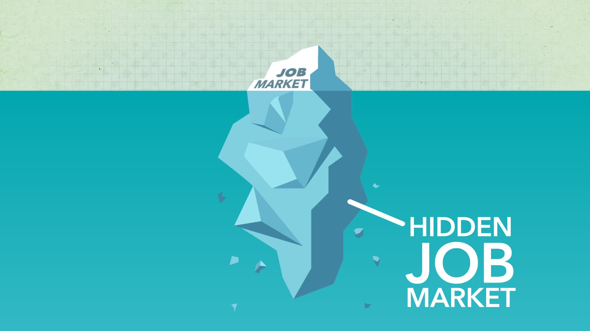 How to find the hidden job market by networking