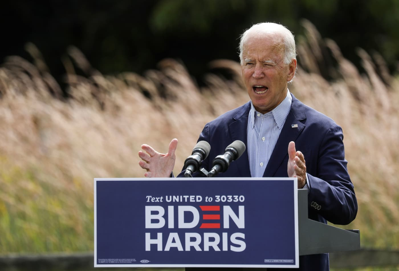 Joe Biden's climate change agenda faces an uncertain future in the Senate