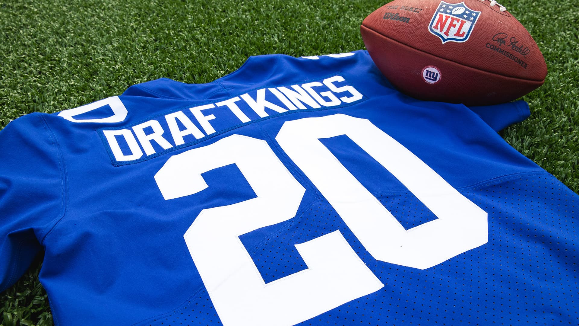 DraftKings, New York Giants agree to exclusive sports betting deal  image
