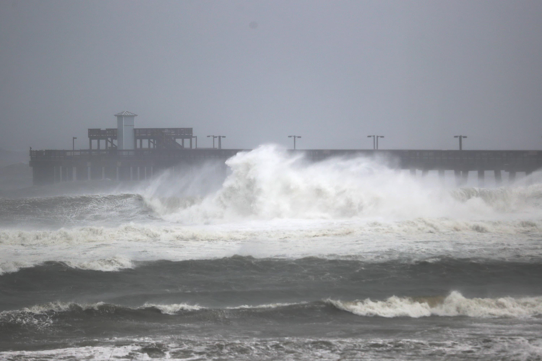 Newly strengthened Hurricane Sally threatens drenching, historic floods...