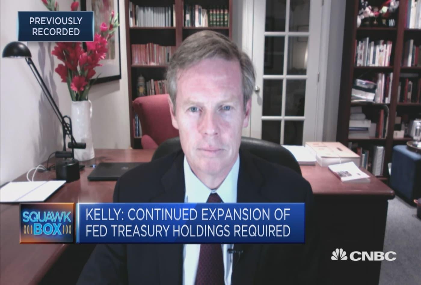 U.S. real yields are 'unreasonably low', says JPMorgan strategist