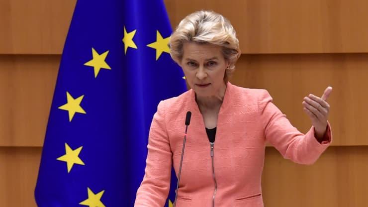 The EU wants 30% of its massive stimulus plan to be raised via green bonds