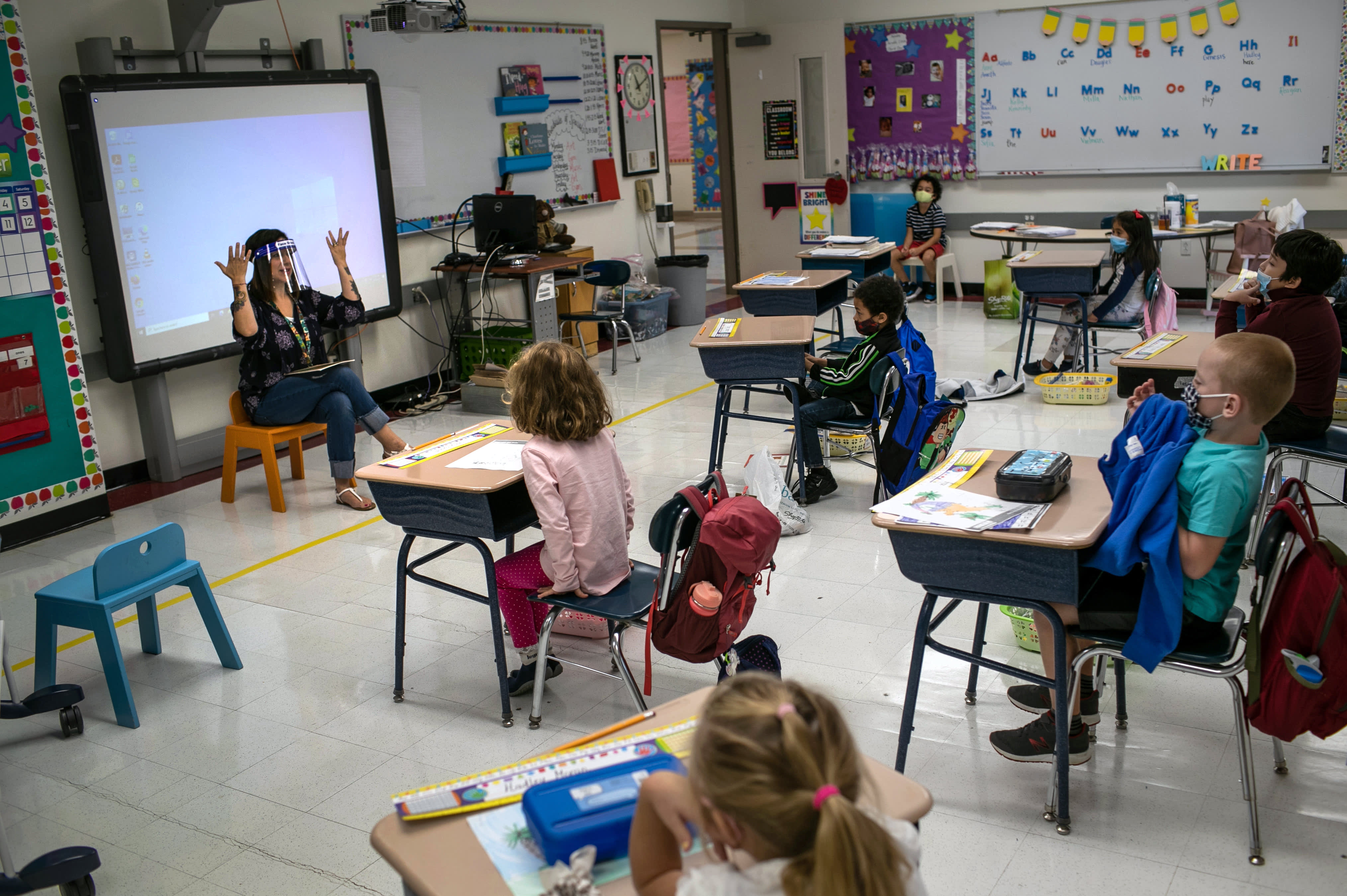 Teacher shortage, Covid-19 create perfect storm for education system