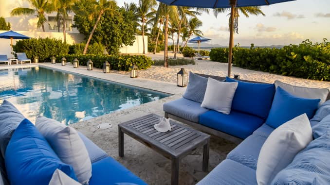 Anguilla's Altamer Resort covers travelers' government fees as part of its Digital Nomad package, which starts at $2,000 a week.