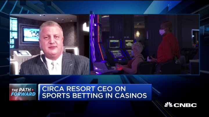 cnbc show about sports betting