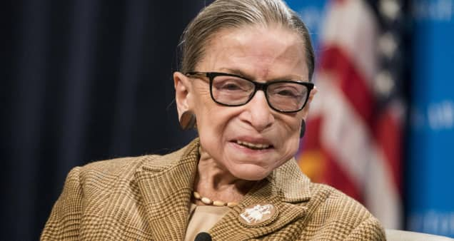 'Thank you, RBG': Leaders react with sadness, shock to Ruth Bader Ginsburg's death