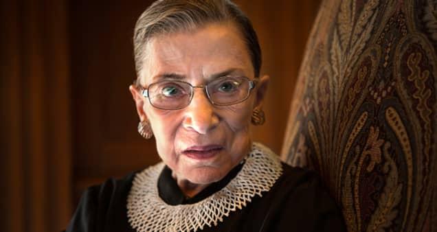 Ruth Bader Ginsburg, pioneering Supreme Court justice, dies at age 87
