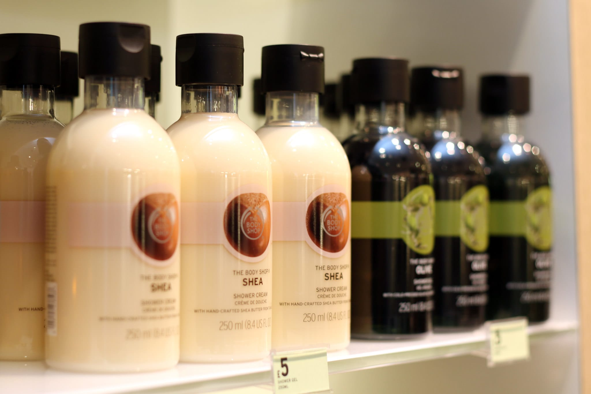 The Body Shop will buy 600 tons of waste plastic next year, and wants competitors to follow