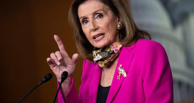Pelosi and Mnuchin make progress in stimulus talks, but big differences remain, Meadows says