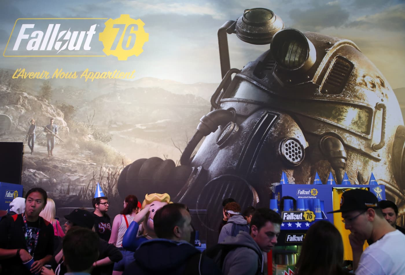 Microsoft buys Bethesda, maker of hit Fallout and The Elder Scrolls games, in $7.5 billion deal