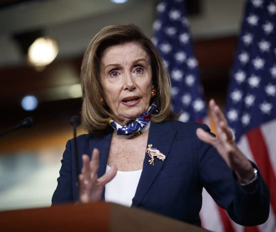 Pelosi believes coronavirus stimulus deal still possible as Democrats prepare new package