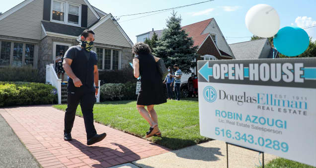 The spring housing market just lost more than 200,000 new listings