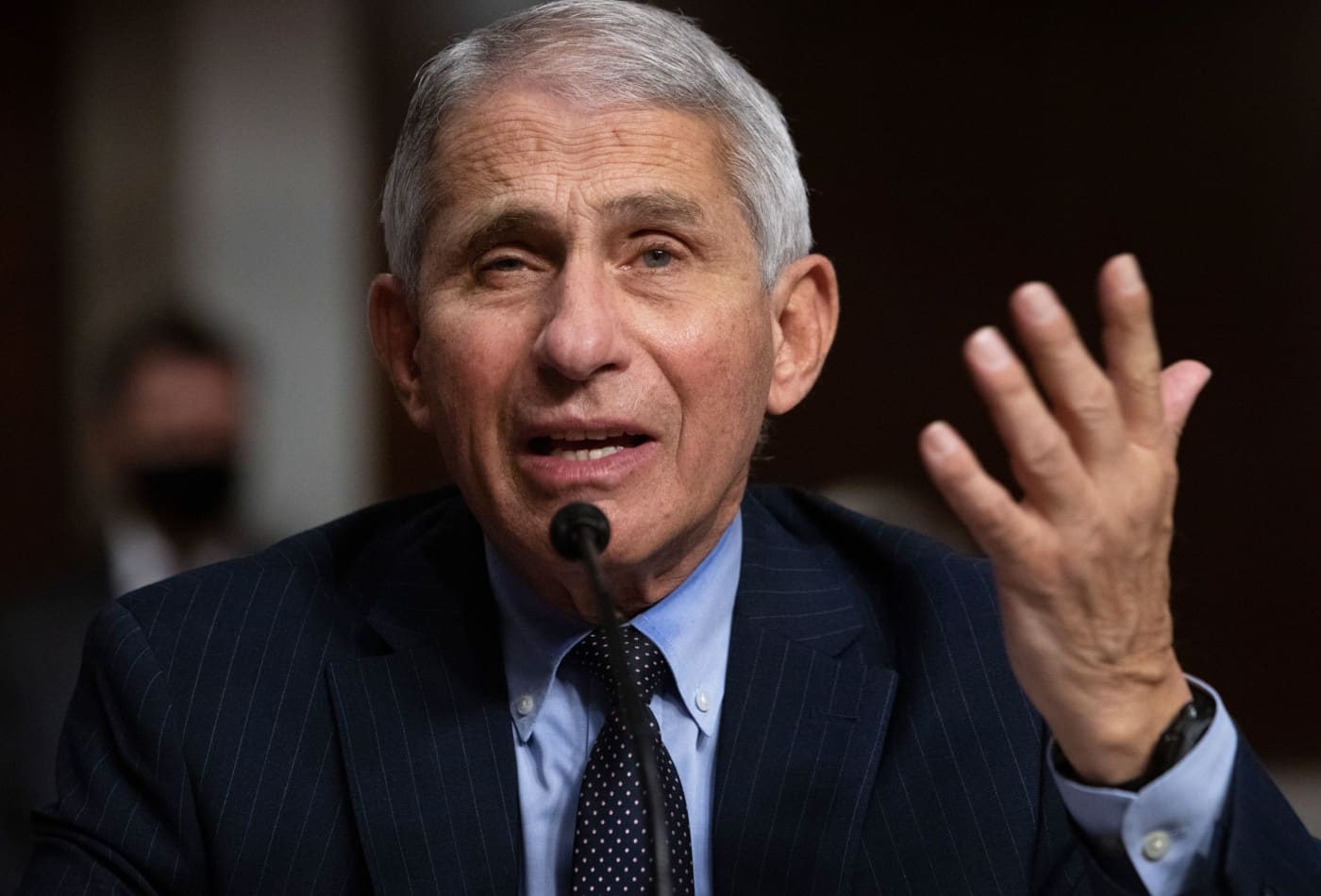 Fauci: The U.S. Is 'Not in a Good Place'