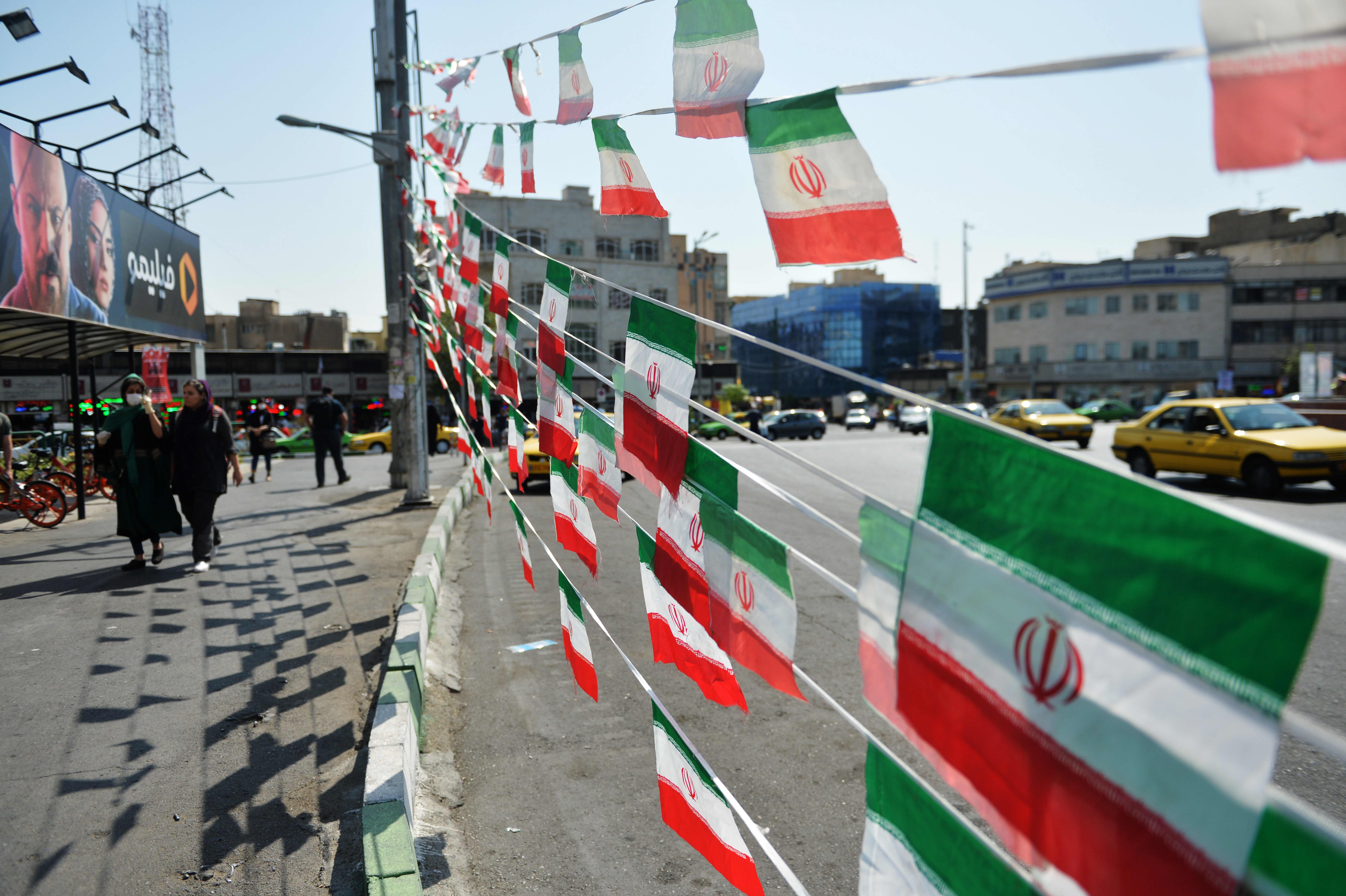 Iranian: We dont want to reward an enemy`...
