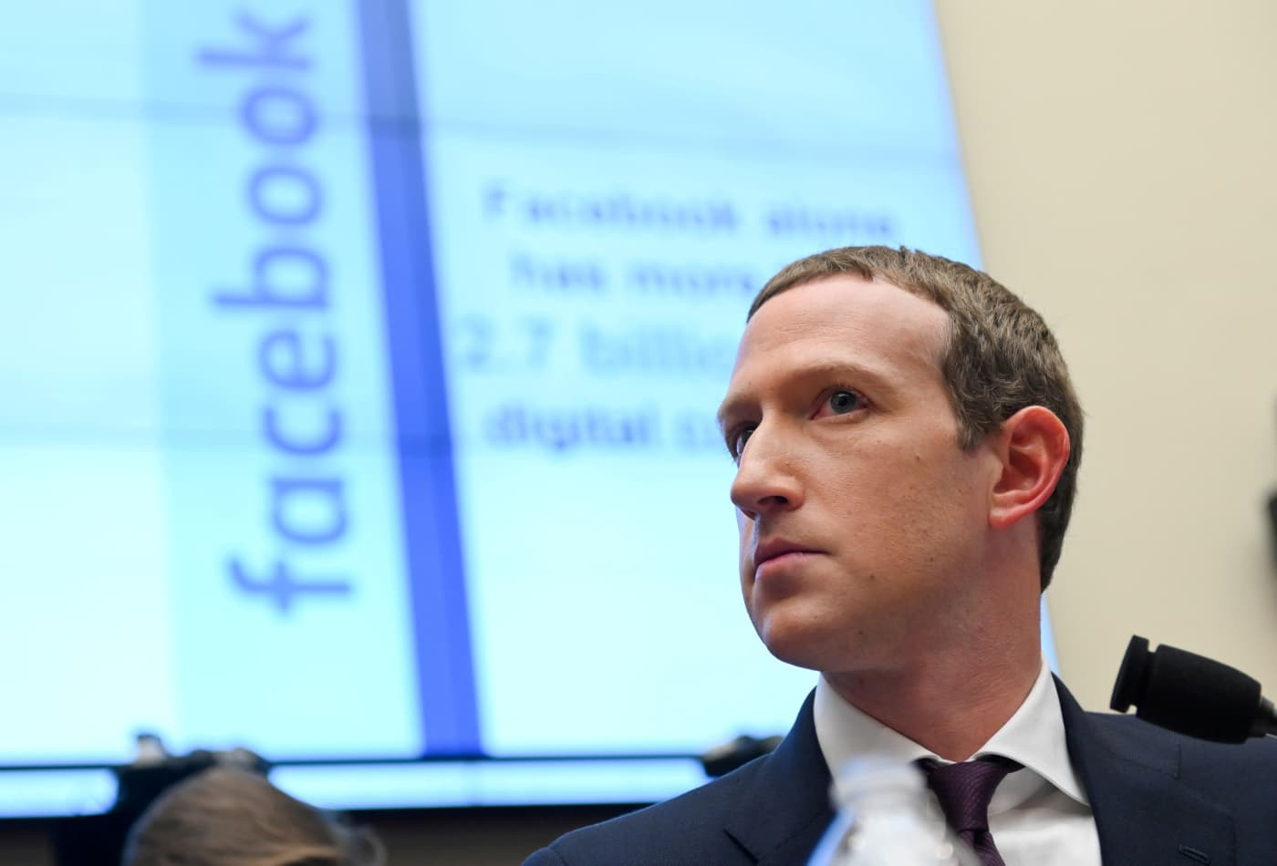Facebook's Mark Zuckerberg says there's a 'risk of civil unrest' around the election