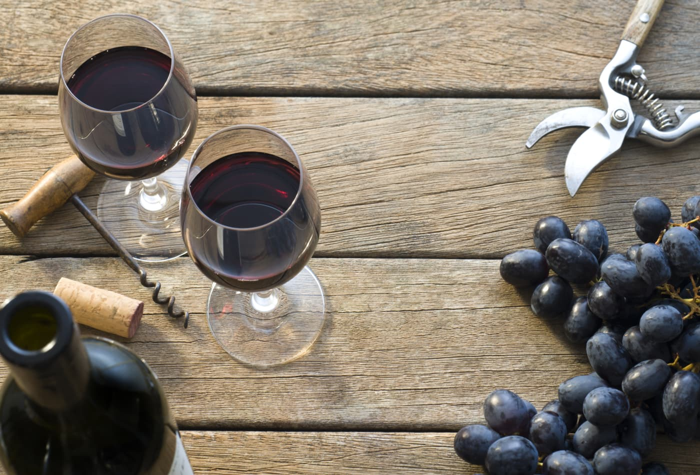 How a process using 'fluid' carbon dioxide could stop your wine from spoiling