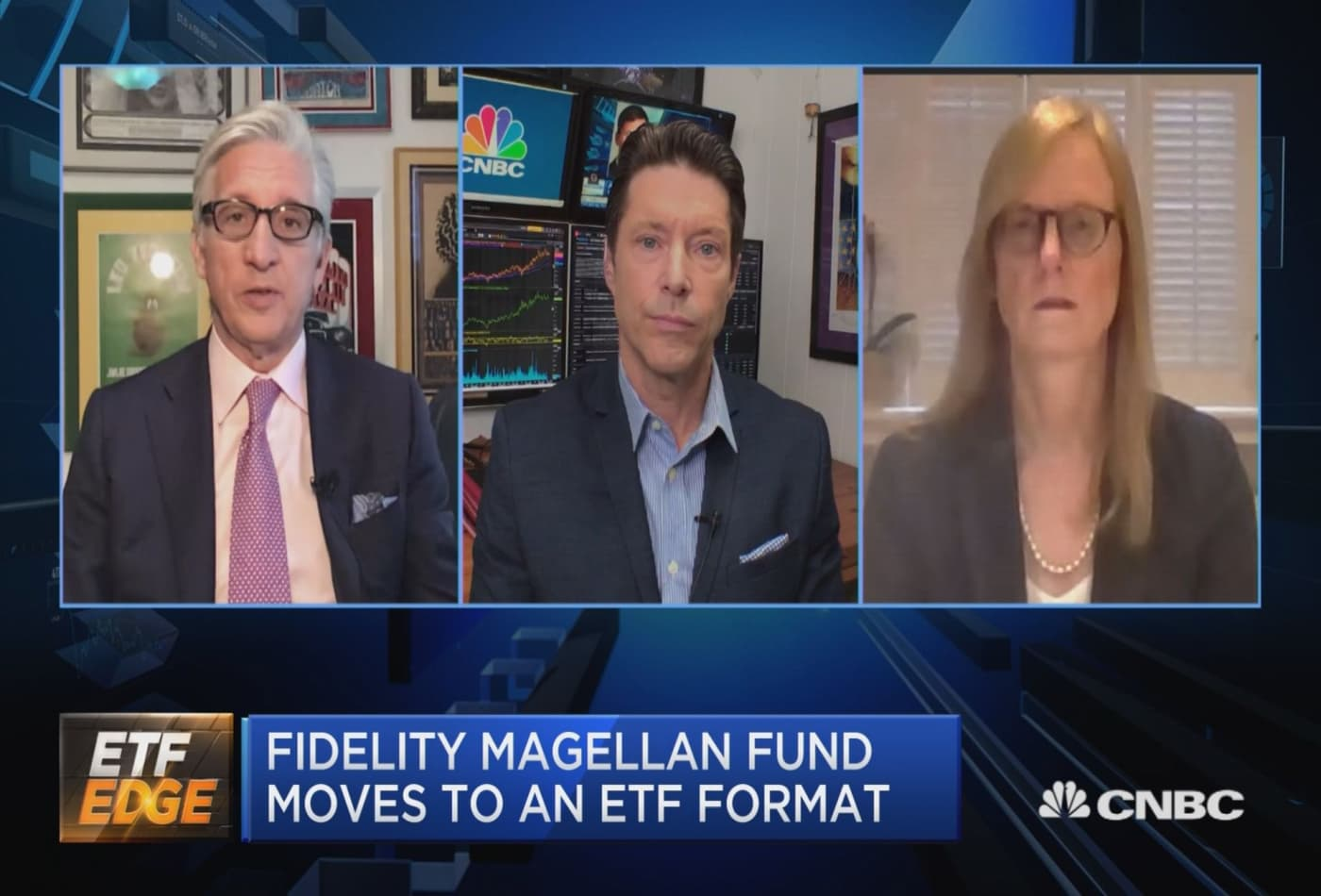 Fidelity's popular Magellan mutual fund moves to an ETF format. Industry pros talk impact